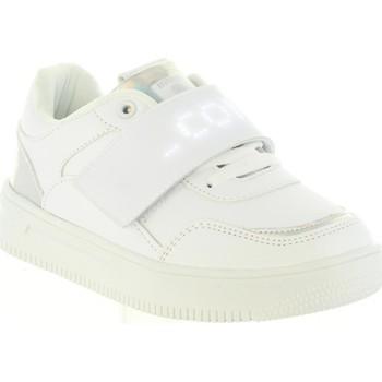Schuhe Kinder Sneaker Low MTNG 47673 TRIX Blanco