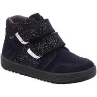 Schuhe Mädchen Boots Legero Maedchen 3-09100-80 blau