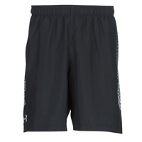 Kleidung Herren Shorts / Bermudas Under Armour WOVEN GRAPHIC SHORT Schwarz