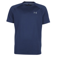Kleidung Herren T-Shirts Under Armour TECH 2.0 SS TEE Marine