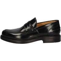 Schuhe Herren Slipper Hudson 314 BLACK
