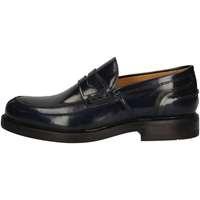 Schuhe Herren Slipper Hudson 314 BLUE
