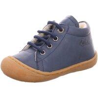 Schuhe Mädchen Boots Naturino Maedchen Schnürer 2012889 blau