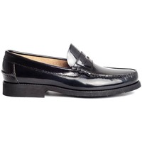 Schuhe Herren Slipper Colour Feet OXFORD Schwarz