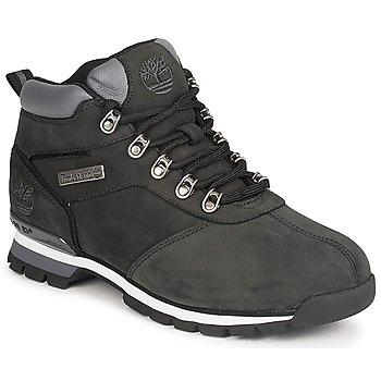 Schuhe Herren Boots Timberland SPLITROCK 2 Schwarz
