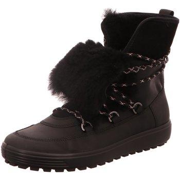 Schuhe Damen Stiefel Ecco Stiefeletten 450153/51052 schwarz