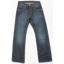 Kleidung Herren Straight Leg Jeans Lee JOEY 71921TK blau
