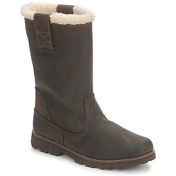 Klassische Stiefel Timberland 8 IN PULL ON WP BOOT WITH SHEARLING
