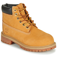 Schuhe Kinder Boots Timberland 6 IN PREMIUM WP BOOT Cognac