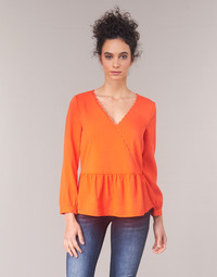 Kleidung Damen Tops / Blusen Vila VIROSSIE Orange