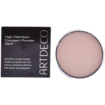 Beauty Damen Blush & Puder Artdeco High Definition Compact Powder Refill 2-light Ivory 10 Gr 10 g