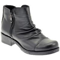 Schuhe Damen Low Boots Koloski ARRICCIATODOPPIAZIPhalbstiefel