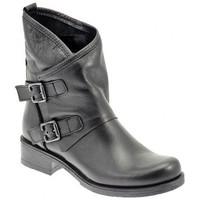 Schuhe Damen Low Boots Koloski TRONCHETTODOPPIAFIBBIAhalbstiefel