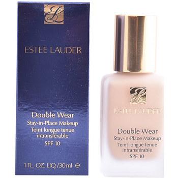 Beauty Damen Make-up & Foundation  Estee Lauder Double Wear Fluid Spf10 sand  30 ml