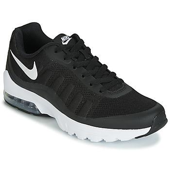 Schuhe Herren Sneaker Low Nike AIR MAX INVIGOR Schwarz / Weiss