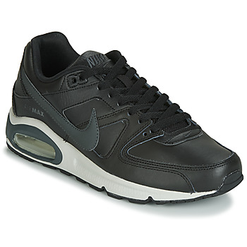Schuhe Herren Sneaker Low Nike AIR MAX COMMAND LEATHER Schwarz