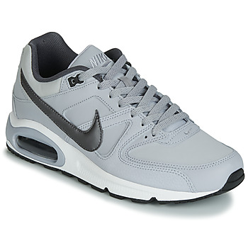 Schuhe Herren Sneaker Low Nike AIR MAX COMMAND LEATHER Grau