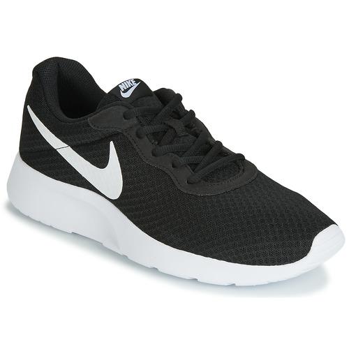Schuhe Herren Sneaker Low Nike TANJUN Schwarz / Weiss