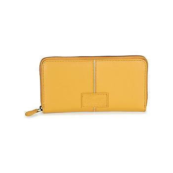 Taschen Damen Portemonnaie Betty London JALTORE Senf / Gold
