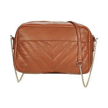 Taschen Damen Umhängetaschen Betty London JOYJOY Cognac