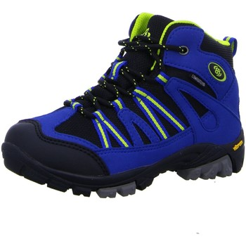 Schuhe Jungen Wanderschuhe Brütting Bergschuhe OHIO HIGH 231062 001 blau