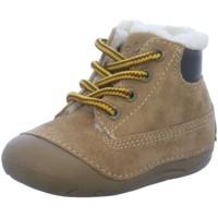 Schuhe Jungen Babyschuhe Lurchi By Salamander Schnuerschuhe 331397727/27 braun