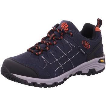 Schuhe Herren Fitness / Training Brütting Sportschuhe Mount Shasta Low 211192 blau