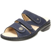 Schuhe Damen Pantoffel Finn Comfort Pantoletten VENTURA-S 82568-272042 blau