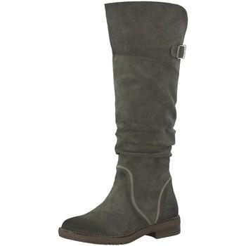 Schuhe Damen Klassische Stiefel Be Natural Stiefel Woms Boots 8-8-25604-21/722 722 oliv