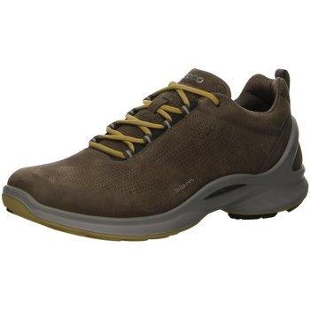 Schuhe Herren Derby-Schuhe & Richelieu Ecco Schnuerschuhe Outdoor H.Schnürer 837534/11543 grün