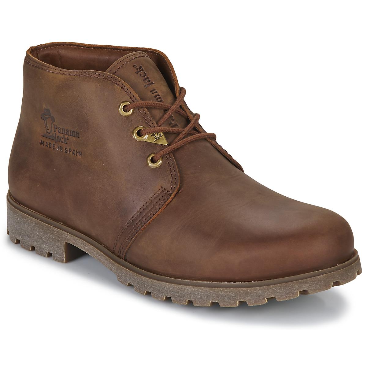 Panama Jack BOTA PANAMA Braun - Kostenloser Versand bei Spartoode ! - Schuhe Boots Herren 149,00 €