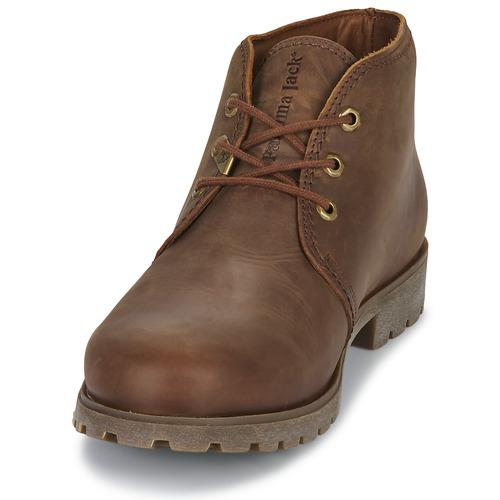 Panama Jack BOTA PANAMA Braun  Schuhe Boots Herren 149
