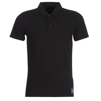 Kleidung Herren Polohemden Marciano S/S POLO Schwarz