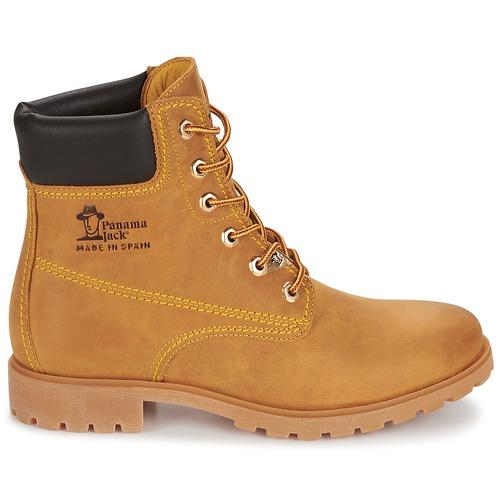 Panama Jack PANAMA Gelb Damen  Schuhe Boots Damen Gelb 165 e5aed2