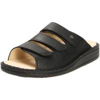 Schuhe Herren Sandalen / Sandaletten Finn Comfort Offene Korfu schwarz