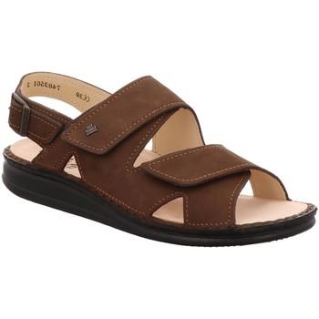 Schuhe Herren Sandalen / Sandaletten Finn Comfort Offene Toro-S WEICHBETT 81528-260233WEICHBET braun