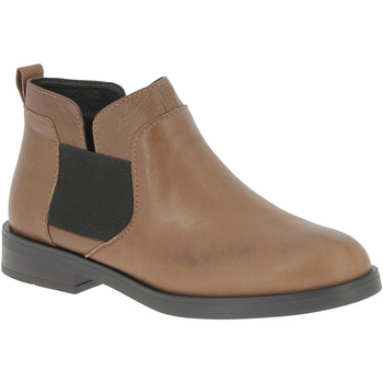 Schuhe Damen Boots Nikolas 182R-TAMNA marrone