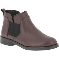 Schuhe Damen Boots Nikolas 182R-MNOPNTO bord?