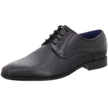 Schuhe Herren Derby-Schuhe & Richelieu Bugatti Business Mattia 2 Schnürschuhe 311-66606-1000-1000 schwarz