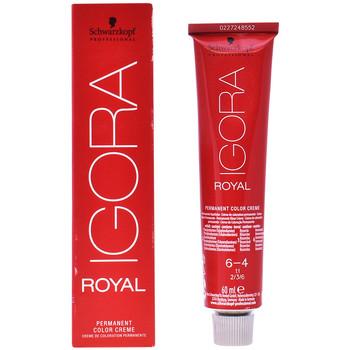 Beauty Damen Haarfärbung Schwarzkopf Igora Royal 6-4  60 ml