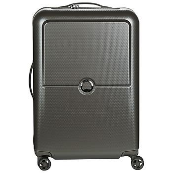Taschen Hartschalenkoffer Delsey TURENNE 4DR 65CM Grau