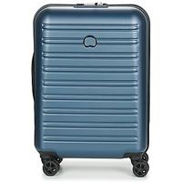 Taschen Hartschalenkoffer Delsey SEGUR 2.0 CAB SL 4DR 55CM Blau