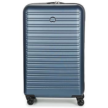 Taschen Hartschalenkoffer Delsey SEGUR 4DR 78CM Blau