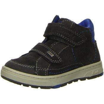 Schuhe Jungen Boots Lurchi Klettschuhe NV 33-13502-25 - grau