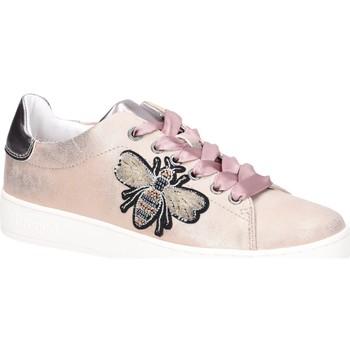 Schuhe Damen Sneaker Low Bugatti Fergie 432291085950-3490 rosa