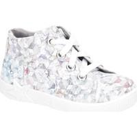 Schuhe Mädchen Babyschuhe Superfit Maedchen Starlight 40944010 weiß