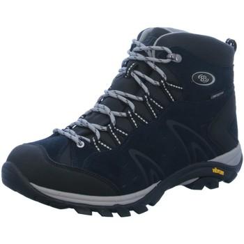Schuhe Herren Wanderschuhe Brütting Sportschuhe 221086 blau