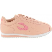 Schuhe Kinder Sneaker Low John Smith CORSAN K 18I Rosa