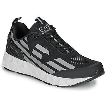 Schuhe Herren Sneaker Low Emporio Armani EA7 ULTIMATE C2 KOMBAT U Schwarz