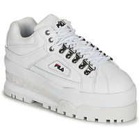 Schuhe Damen Sneaker Low Fila TRAILBLAZER WEDGE WMN Weiss